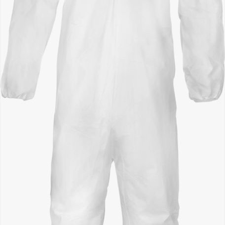 Lakeland MicroMax CTL414 NS Coverall - Hood/Boots