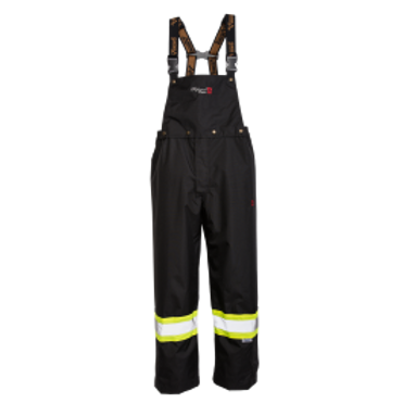 3907FRP Viking Professional® Journeyman 300D Trilobal Rip-stop FR Bib Pants