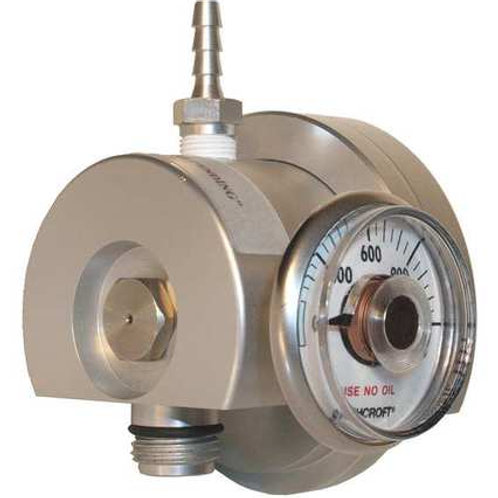 Gas Cylinder Regulator, Demand Flow