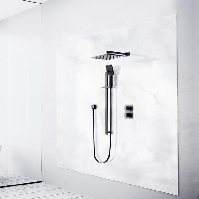 thermostatic-shower-matte-black-bathroom