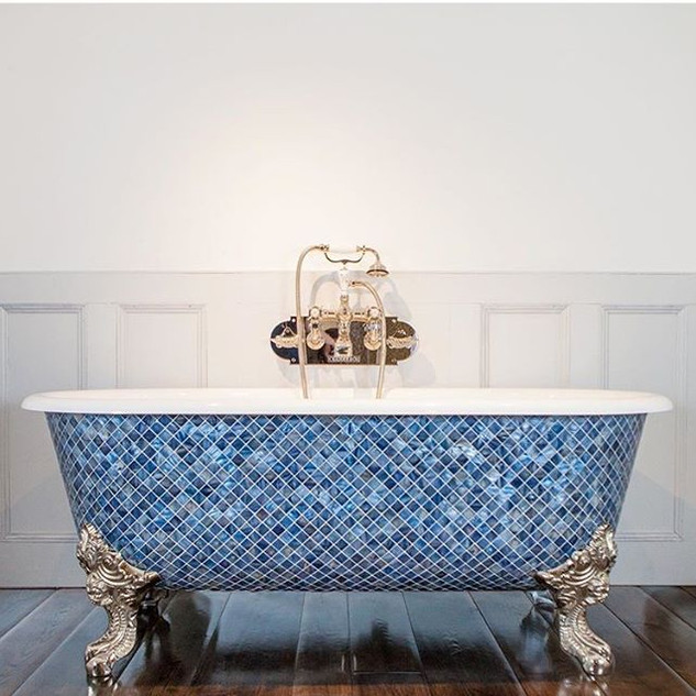 A spectacular addition to any bathroom.