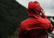 自然攝影師