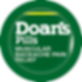 Doan's Pills Muscular Backache Pain Relief