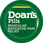 Doan's Pills Muscular Backache Pain Relief
