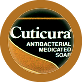 Cuticura Logo - Antibacterial Medicated Soap