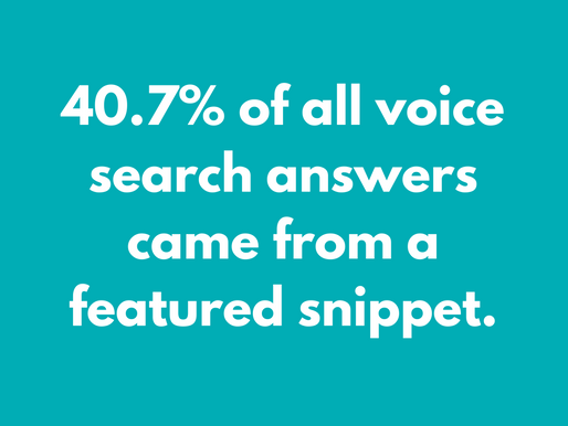 Voice Search means Business