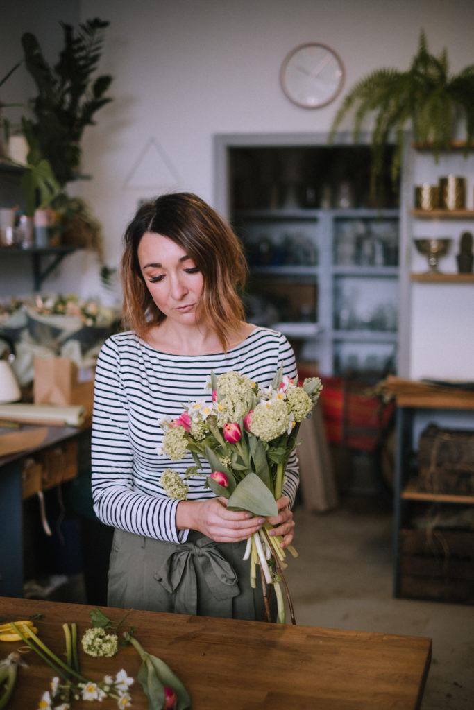 The Rose Shed wedding florist