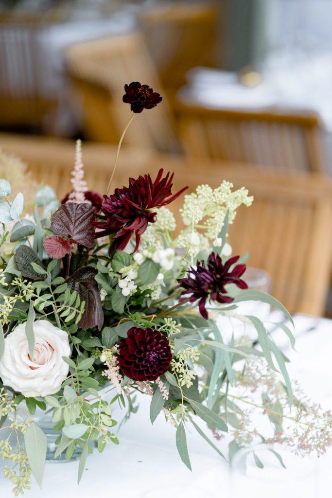 september seasonal wedding flowers