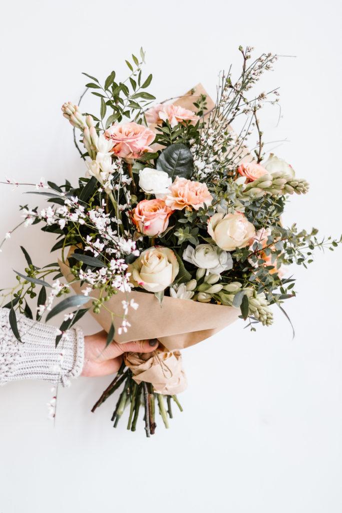 Flower subscription Bristol