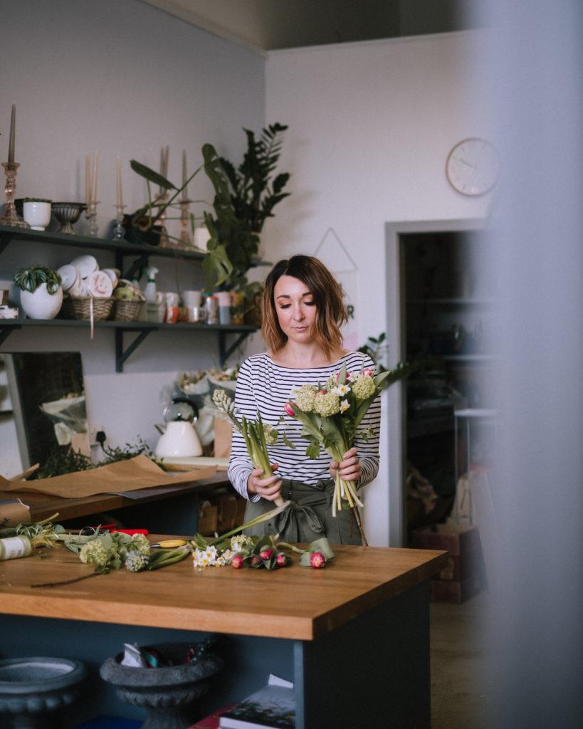 Wedding florist The Rose Shed