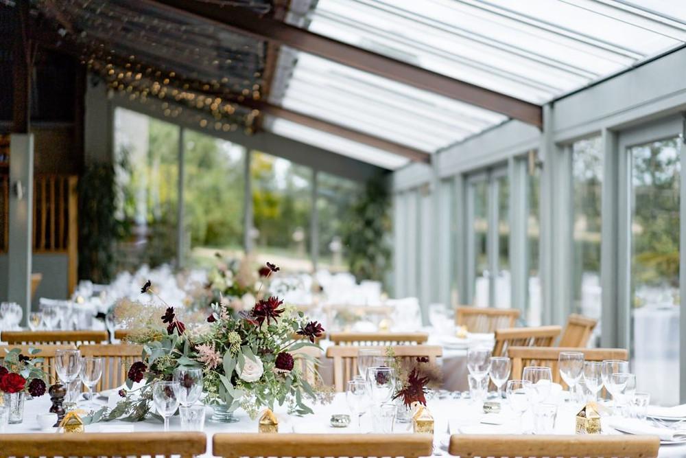 Cripps Stone Barn wedding flowers