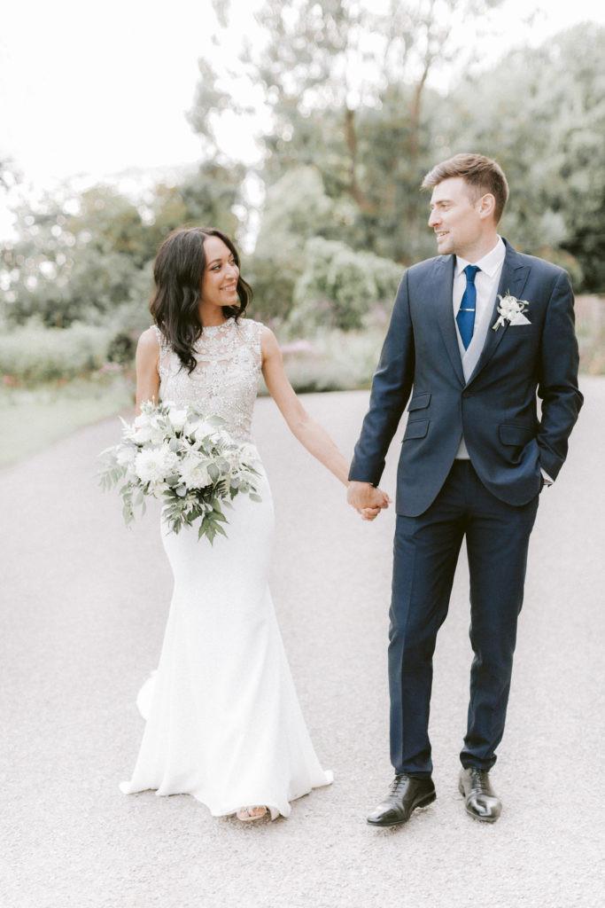 Fine art wedding photography at Elmore Court