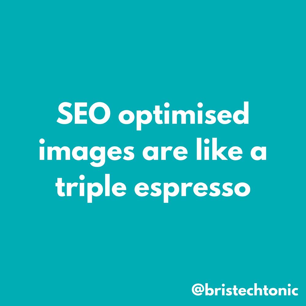 SEO Basics Image Optimisation