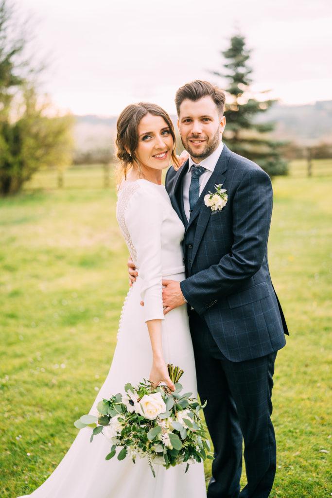 Cotswold wedding florist