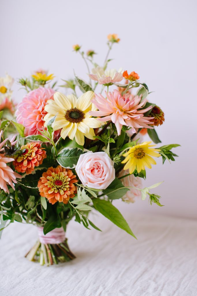Summer Wedding Flower Inspiration