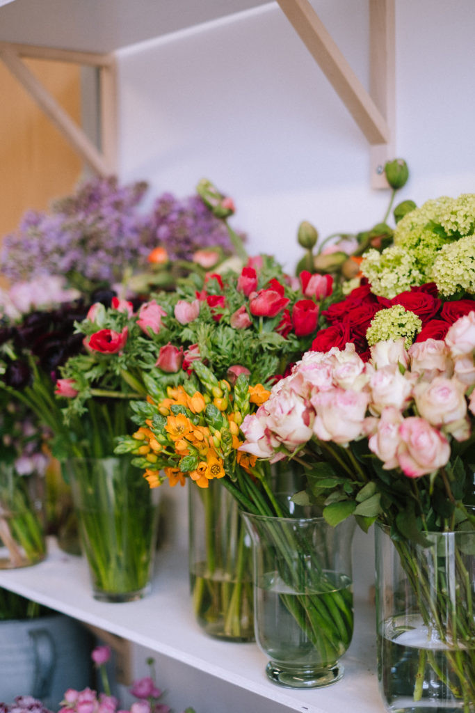 Bristol florist spring flowers
