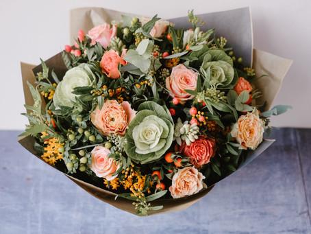 New Autumn Bouquet Collection