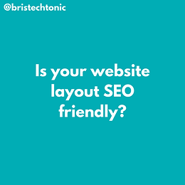 Best Layout for SEO