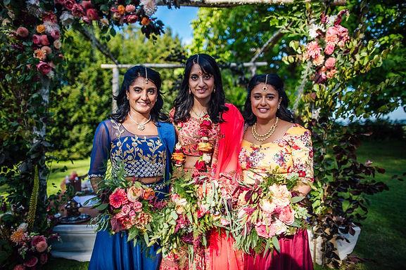 gloucestershire wedding florist