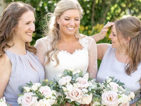Somerset Marquee Wedding Flowers