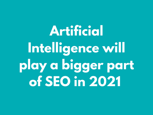 SEO and Artificial Intelligence