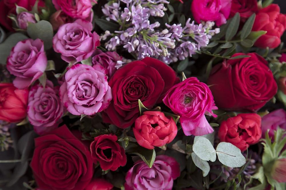 Red Rose Bouquet Bristol Florist