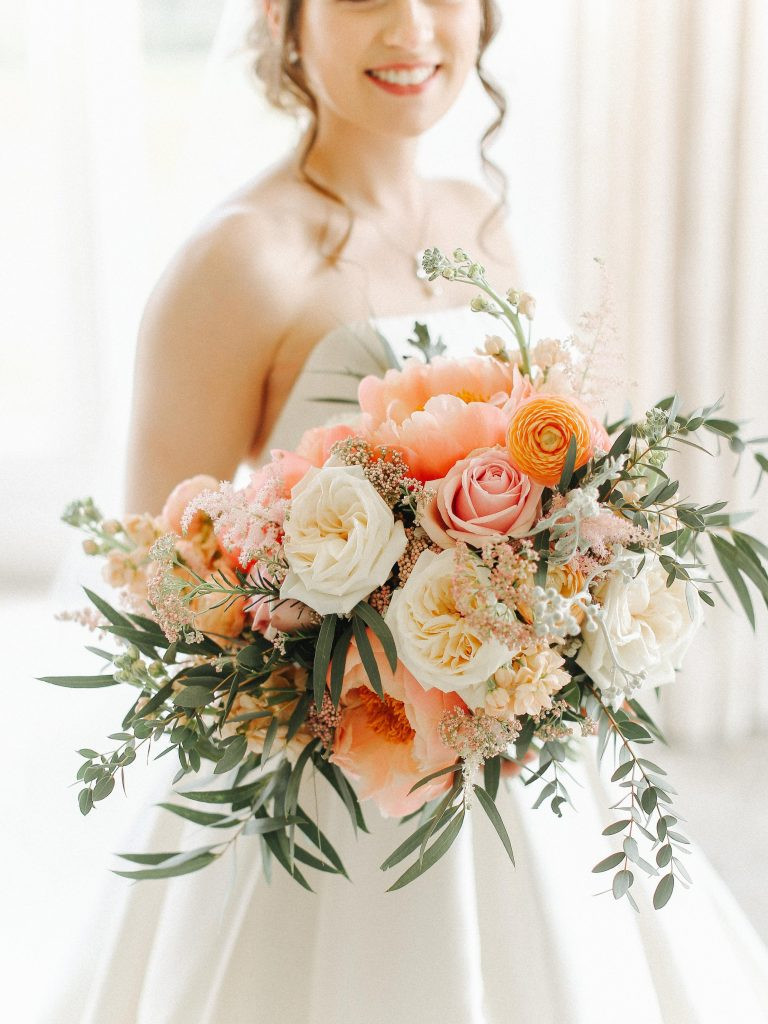 Finding your wedding florist