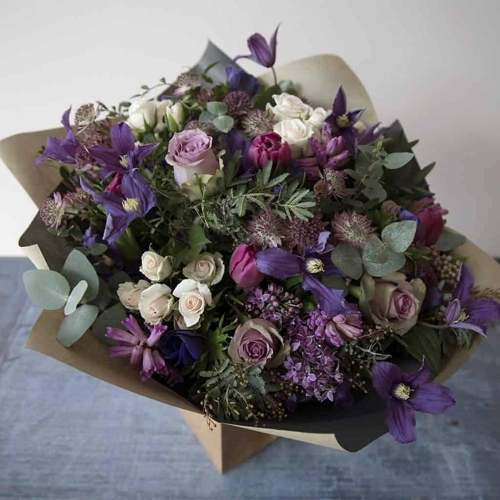 Valentine's Day bouquet Bristol | Bristol florist | Bristol flowers | Send flowers in Bristol | Bristol bouquet delivery | Order flowers in Bristol | Luxury Florist Bristol | Valentines Day