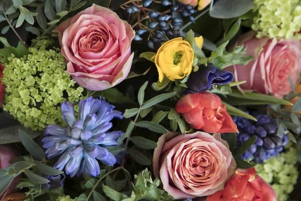 Valentines Day | Bristol florist | Bristol | Bouquet deliver in Bristol | Luxury flowers | Valentines Day Bouquet Bristol | Spring bouquet