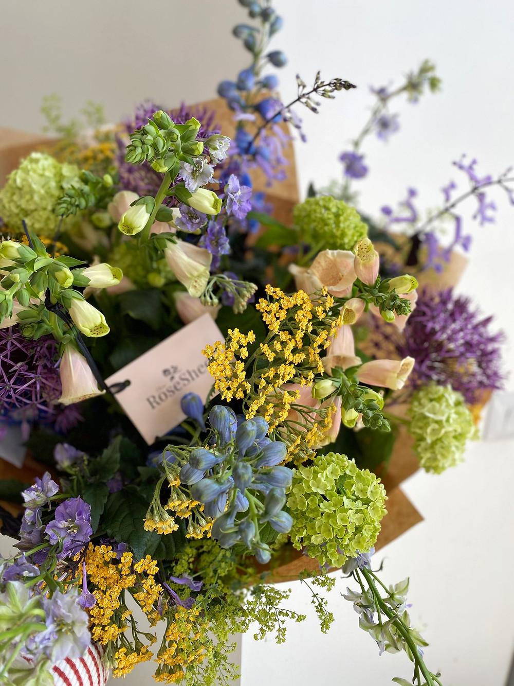 Devon Wedding Florist