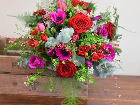 Valentine's Day Flowers!