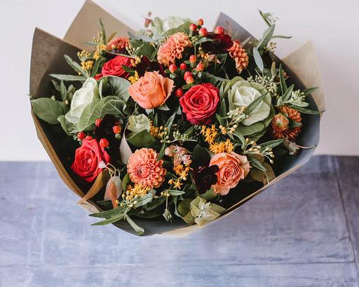 Autumn Bouquet Delivery Bristol