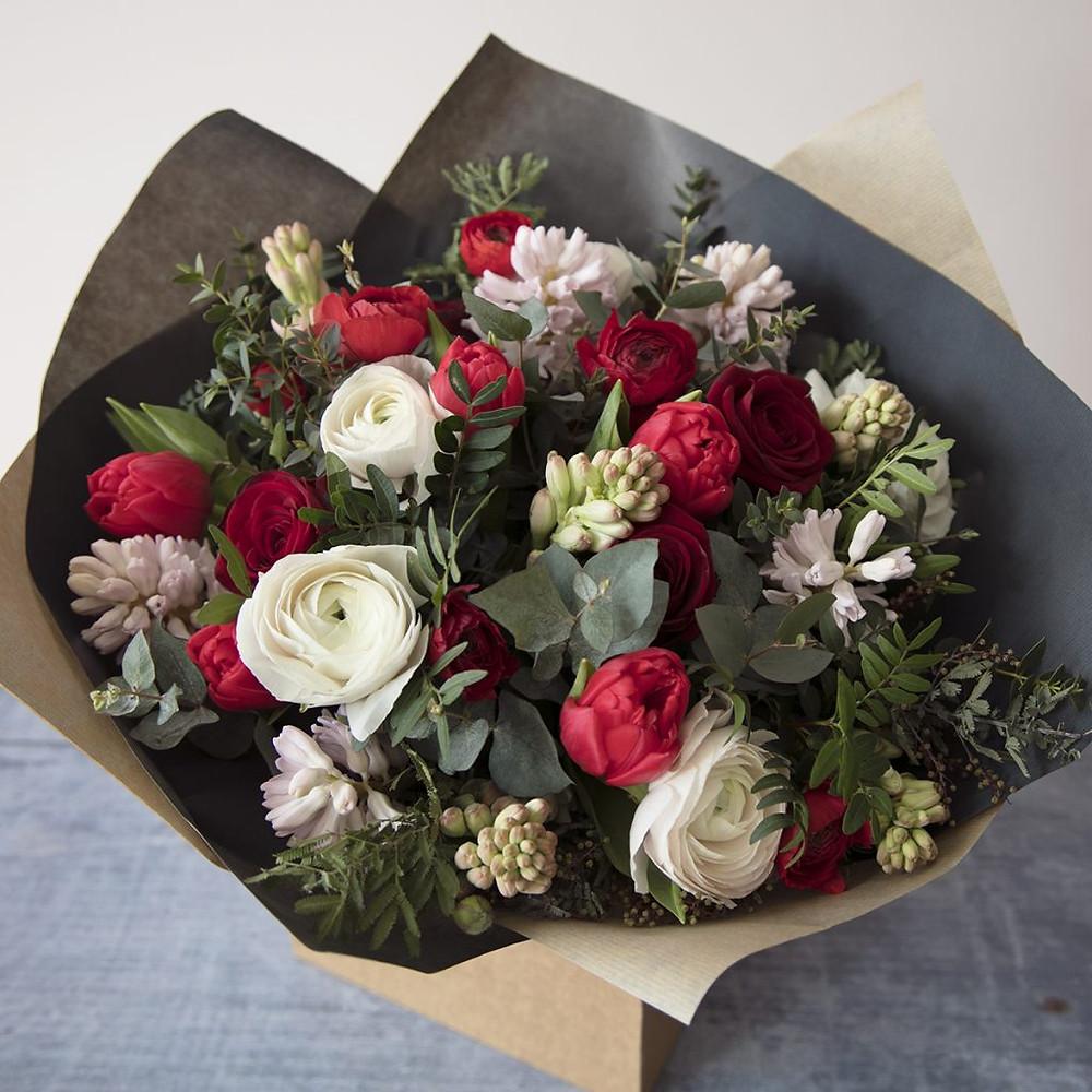 Valentines Day Bouquets Bristol
