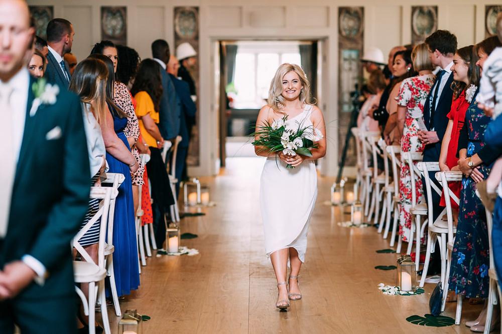 Wedding florist Frogmill