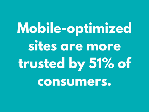 Mobile Sites build Trust