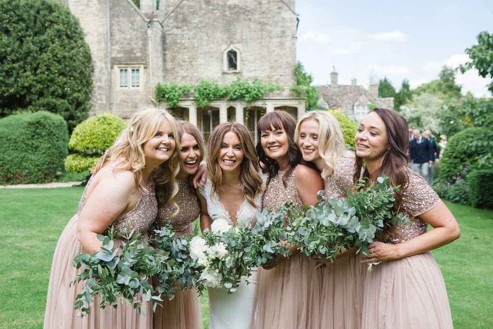 Barnsley House wedding flowers
