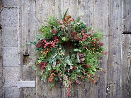 Christmas Wreaths in Bristol