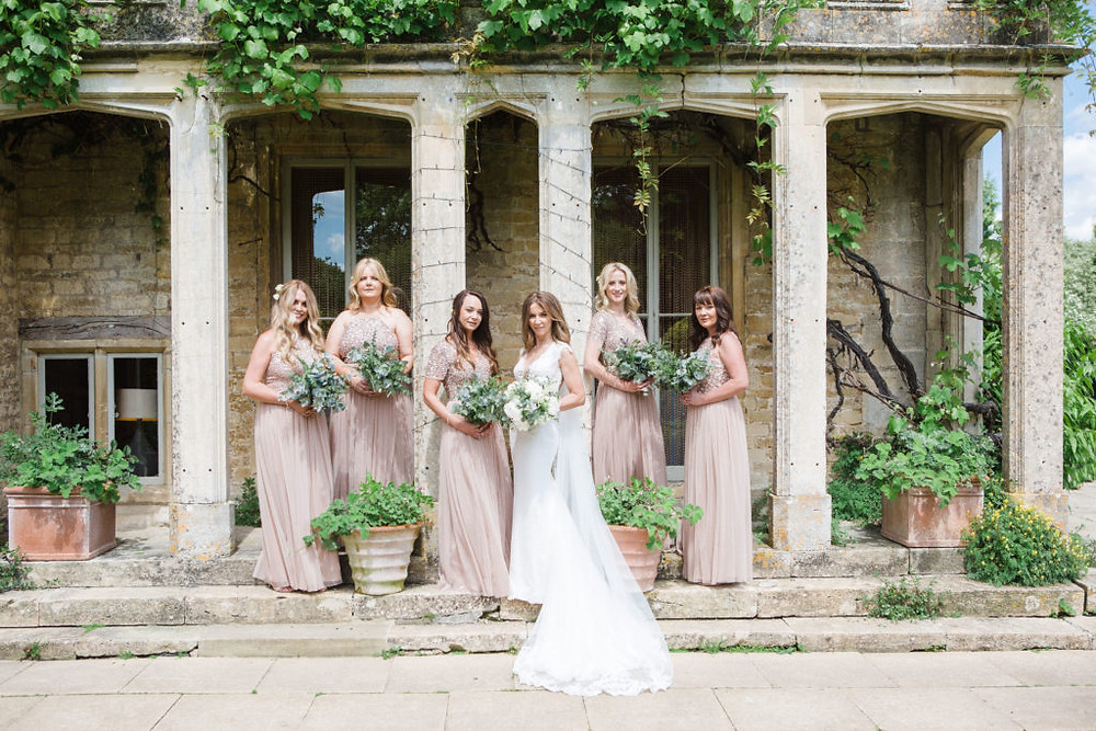 Luxury cotswold wedding