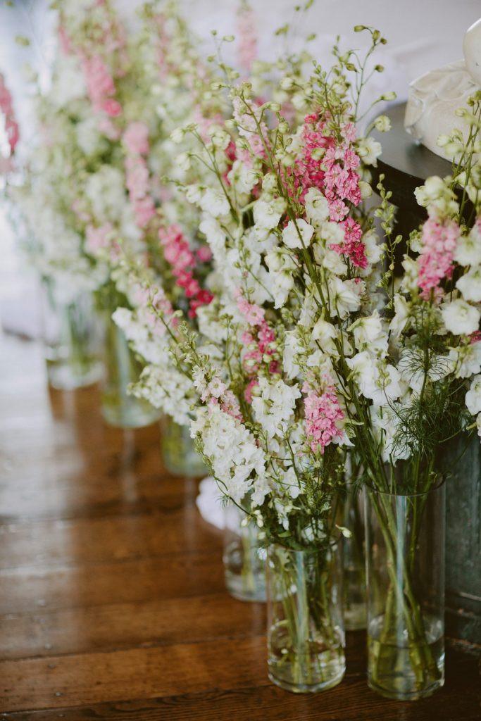 Luxury wedding florist