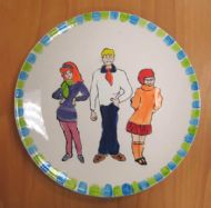 beckys_scooby_doo_plate