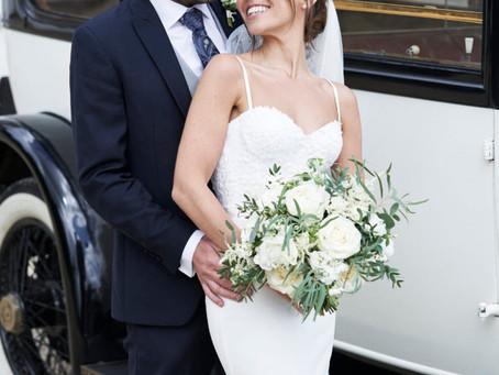 Pynes House Wedding Flowers