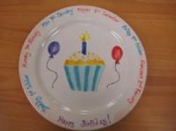mandys_birthday_plate