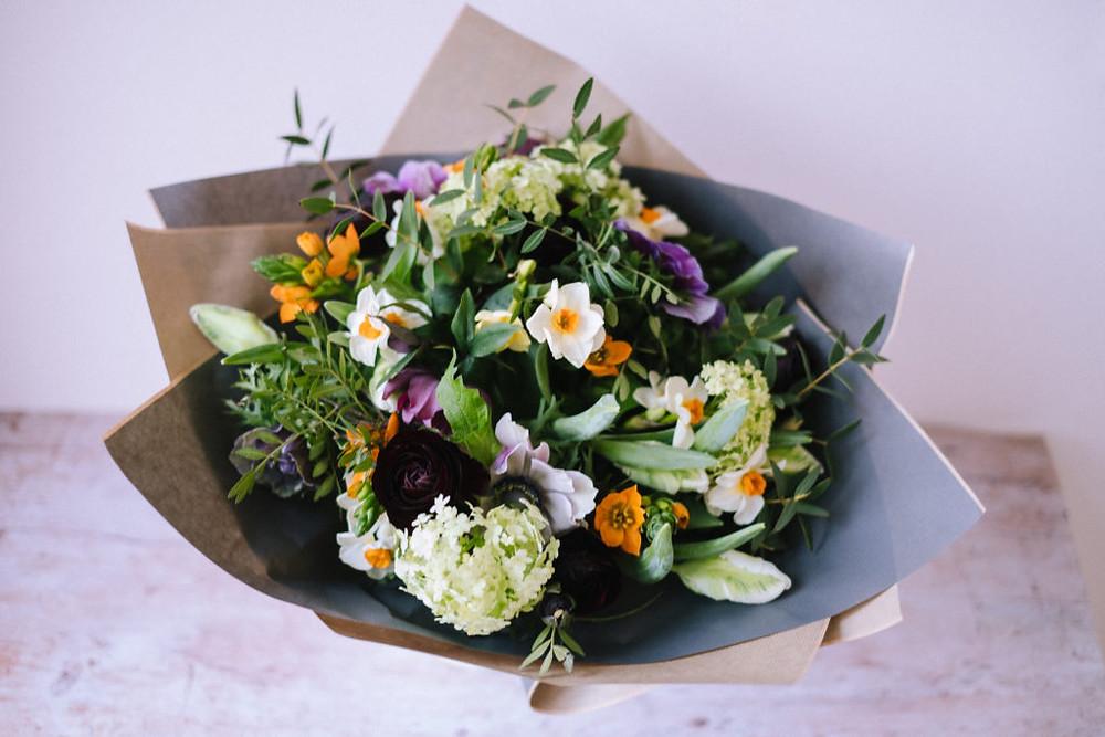spring bouquet Bristol