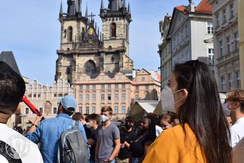 Freshers' Week 2020-City Tour