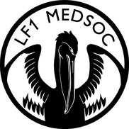 LF1 MEDSOC logo