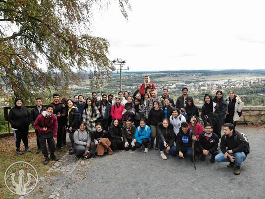 Freshers' Week 2020: Hike
