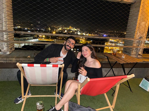 Freshers' Week 2020- Rooftop Party