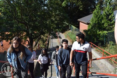 Enrollment Day 2020 Campus Tour