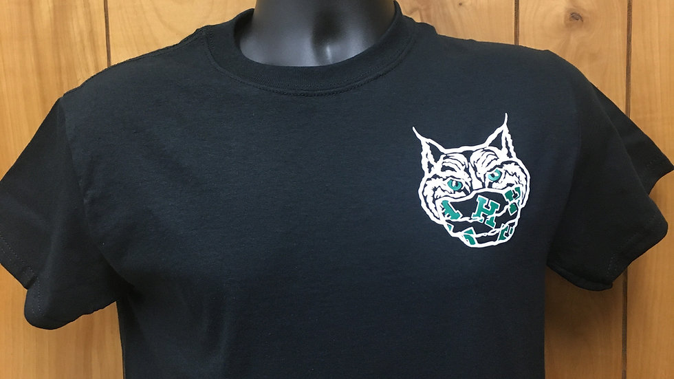 Bobcat Mask T-Shirt