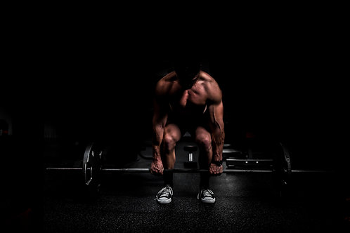 PERSONAL TRAINING PACKAGE - GOLD